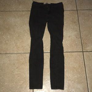 Hollister Skinny Jean Legging Size 24